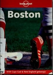 Cover of: Boston by Kimberly Grant