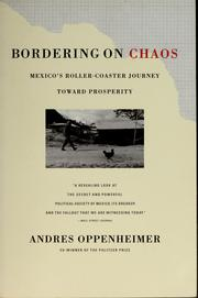 Cover of: Bordering on chaos