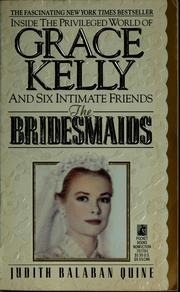The bridesmaids by Judy Quine
