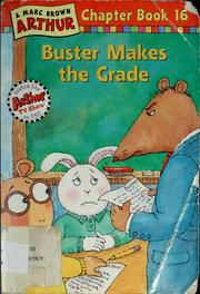 Buster makes the grade by Stephen Krensky