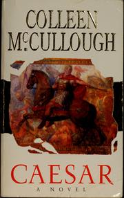 Cover of: Caesar | Colleen McCullough