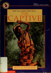 Cover of: The captive