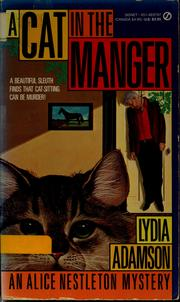Cover of: A Cat In The Manger