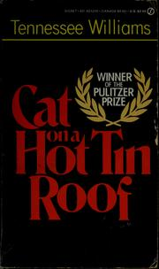 Cover of: Cat on a hot tin roof