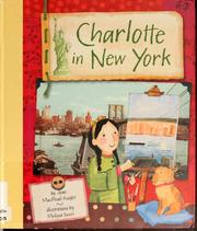 Cover of: Charlotte in New York
