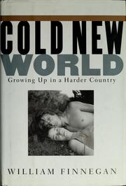 Cover of: Cold new world
