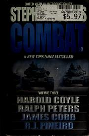 Cover of: Combat, volume 3