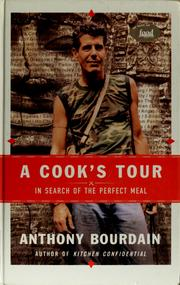 Cover of: A cook's tour