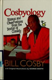 Cover of: Cosbyology
