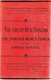 Cover of: Great red dragon by L. B. Woolfolk