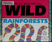 Cover of: Crafts for kids who are wild about rainforests | Kathy Ross