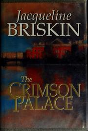 Cover of: The crimson palace