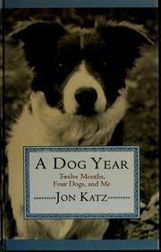 Cover of: A dog year