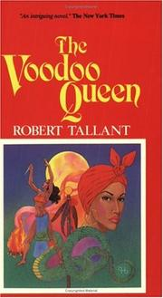 Cover of: The voodoo queen