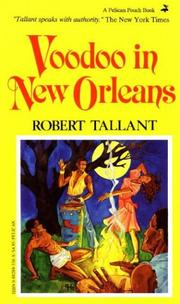 Cover of: Voodoo in New Orleans