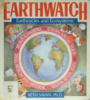 Cover of: Earthwatch | Beth Savan