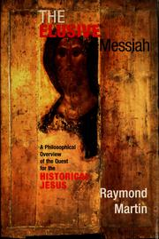 Cover of: The elusive Messiah
