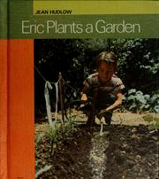 Cover of: Eric plants a garden | Jean Hudlow