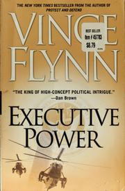 Cover of: Executive power