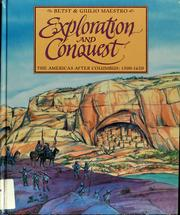 Cover of: Exploration and conquest | Betsy Maestro
