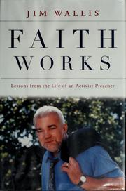 Cover of: Faith works