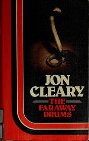 Cover of: The faraway drums by Jon Cleary