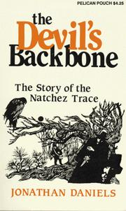 Cover of: The devil's backbone