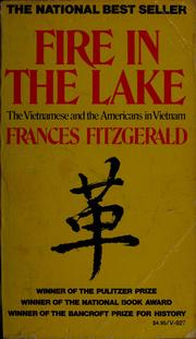 Cover of: Fire in the lake
