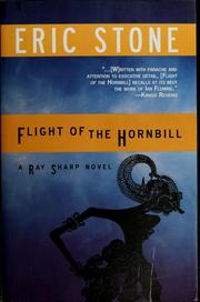 Cover of: Flight of the hornbill | Eric Stone