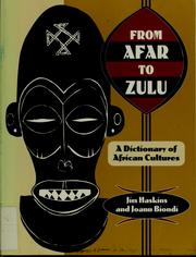Cover of: From Afar to Zulu