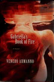 Gabriella's Book of fire by Venero Armanno