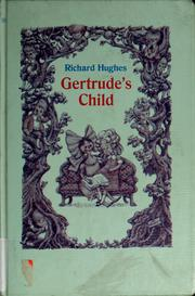 Cover of: Gertrude