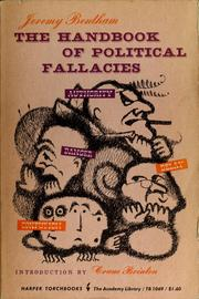 Cover of: The handbook of political fallacies