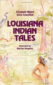 Cover of: Louisiana Indian tales