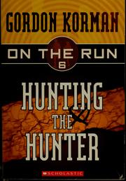 Cover of: Hunting the hunter