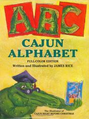 Cover of: Cajun alphabet