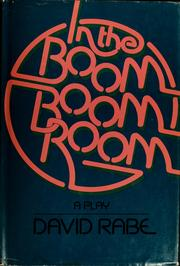 Cover of: In the Boom Boom Room