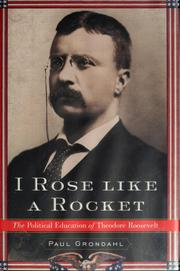Cover of: I rose like a rocket