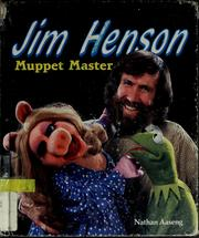 Cover of: Jim Henson by Nathan Aaseng