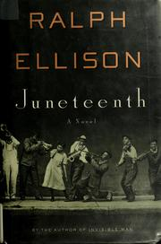 Cover of: Juneteenth | Ralph Ellison