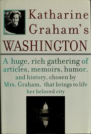 Cover of: Katharine Graham's Washington