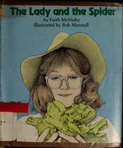 Cover of: The lady and the spider