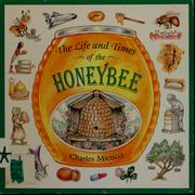 Cover of: The life and times of the honeybee | Charles Micucci