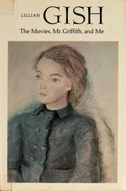 Cover of: Lillian Gish