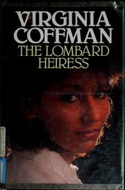 Cover of: The Lombard heiress