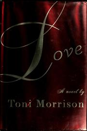 Cover of: Love | Toni Morrison