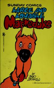 Cover of: Marmaduke | Brad Anderson