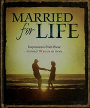 Cover of: Married for life