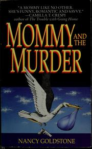Cover of: Mommy and the murder