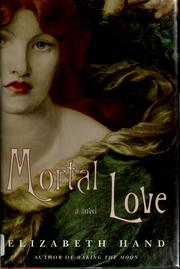 Cover of: Mortal love